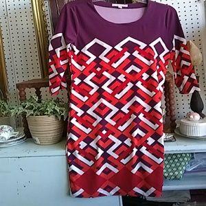 Banana Republic Ladies S knit dress